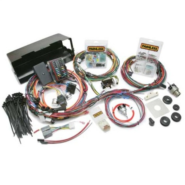 Wiring Harness - WILD HORSES Early Ford Bronco Parts