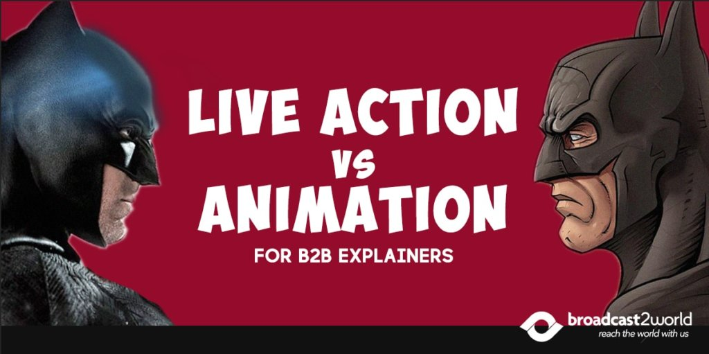 Landing Page Video Best Practices - Is Animated or Live Action Better?