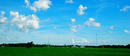 Ohio: One Big Plateau