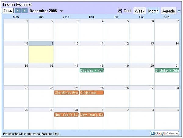 How To Add Multiple Calendars In Google How To Create And Share Multiple Google Calendars How To Use Google Calendar In A Website Our Everyday Life