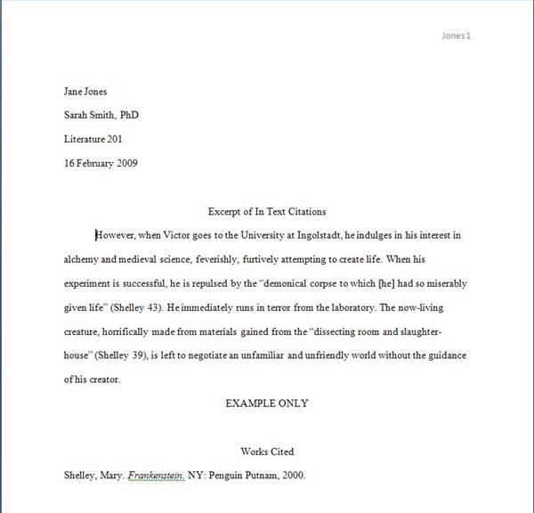how to write a mla format essay 43 mla essay format writing a - mla formatted essay