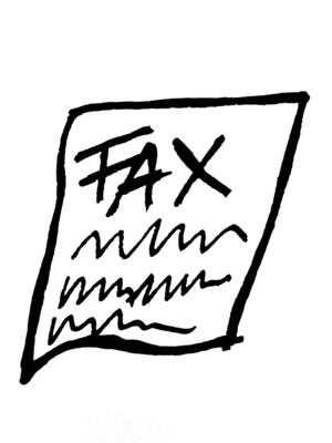 How to Write a Fax Cover Sheet Bizfluent