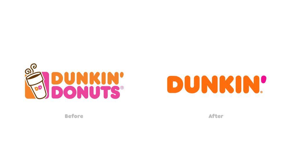 Welcome to Dunkin\u0027 Dunkin\u0027 Donuts Reveals New Brand Identity Dunkin\u0027