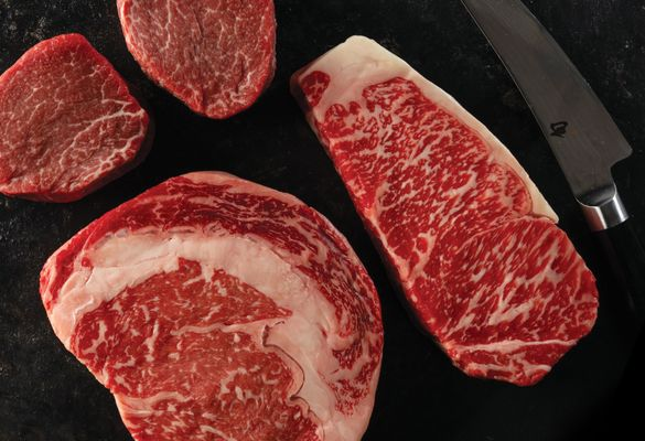 Omaha Steaks® Introduces the 1917 Collection \u2013 a Luxury Gift