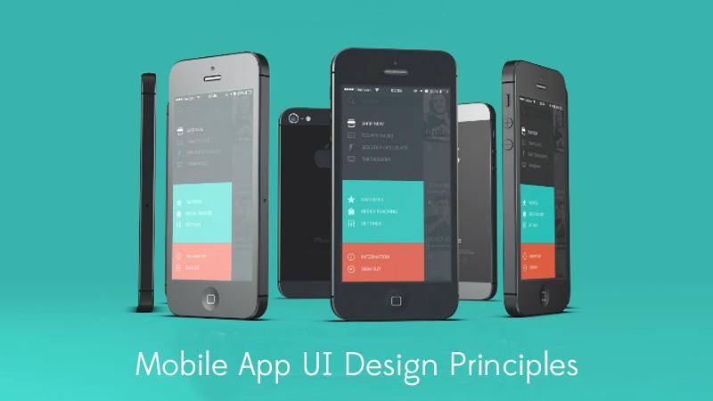 UI Design Principles Every Mobile App Developer/Designer Must Follow