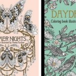 PSA: Daydreams & Summer Nights Coloring Books Paper Quality