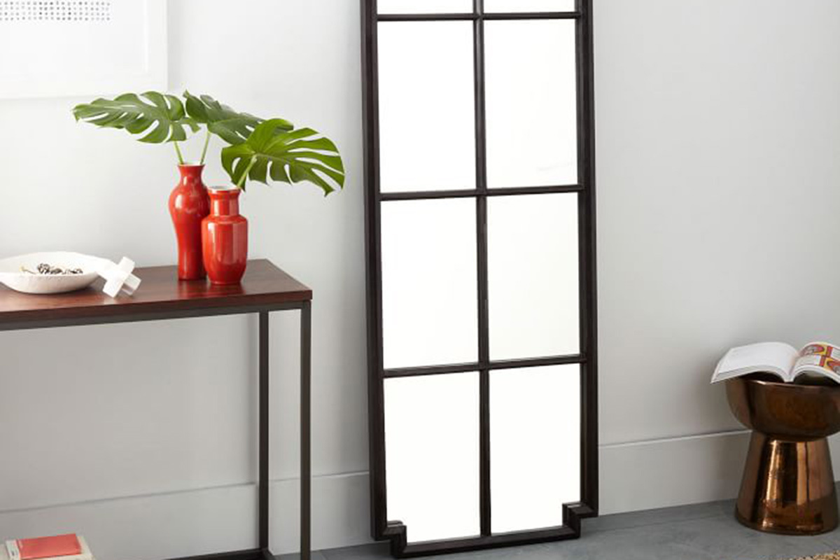 Loft Style Window Mirror 15 Best Industrial Mirrors For Your Loft Apartment