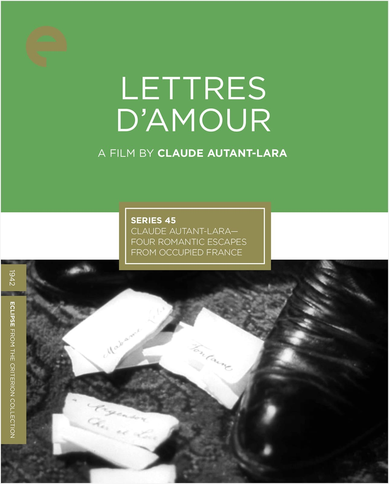 Image D Amour Lettres D Amour 1942 The Criterion Collection