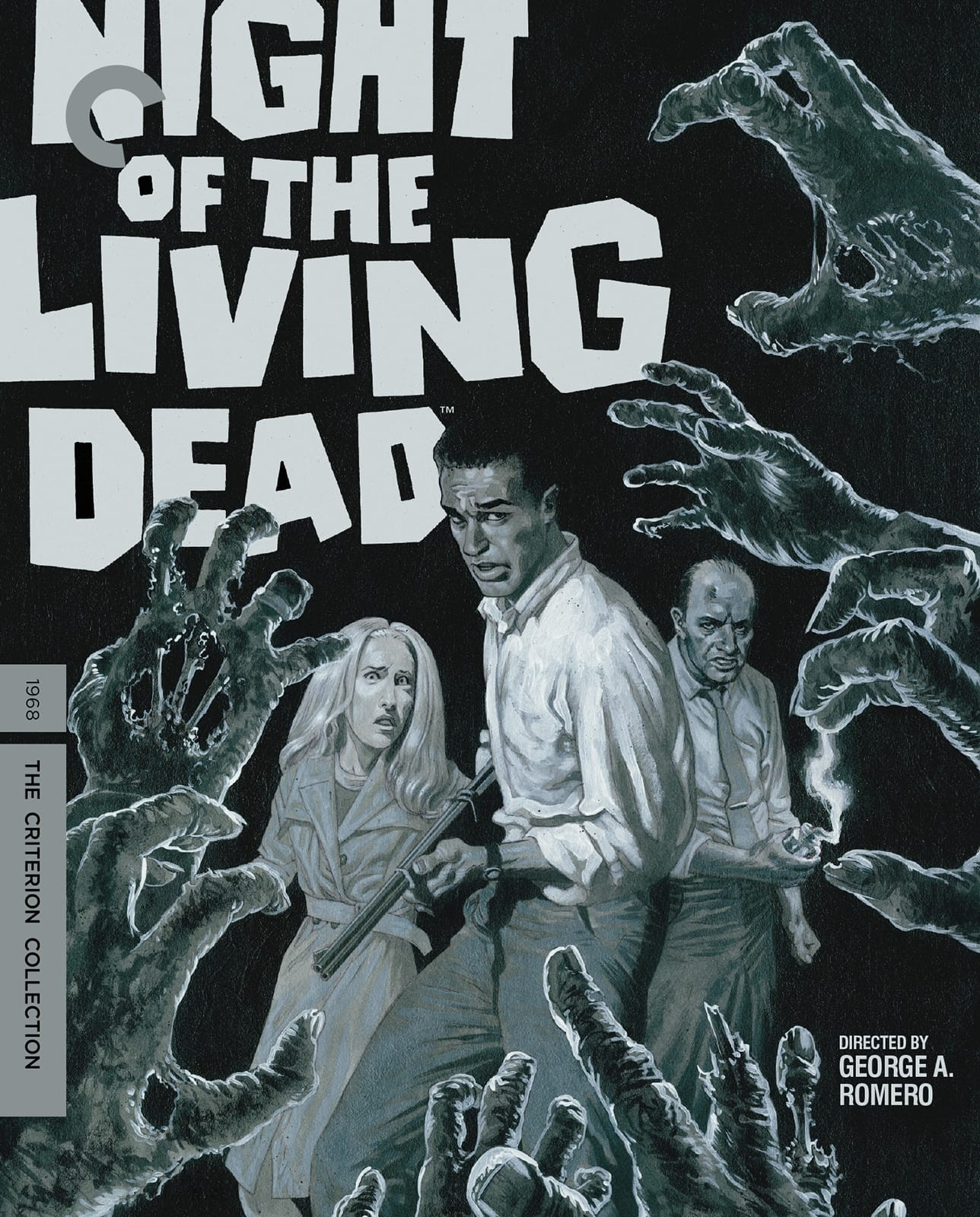 Night Of The Living Dead Farmhouse Night Of The Living Dead 1968 The Criterion Collection