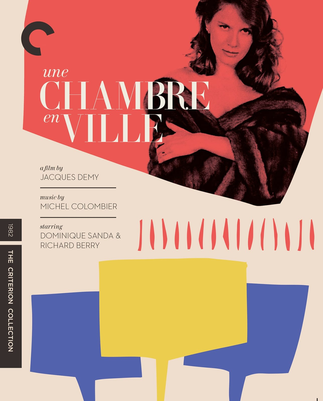 Une Chambre En Ville The Criterion Collection Une Chambre En Ville 1982