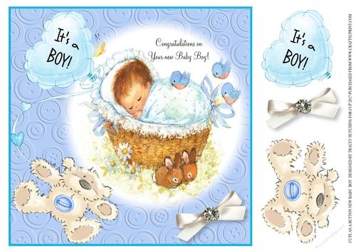 Congratulations New Baby / Congratulations / Occasions - new baby congratulations