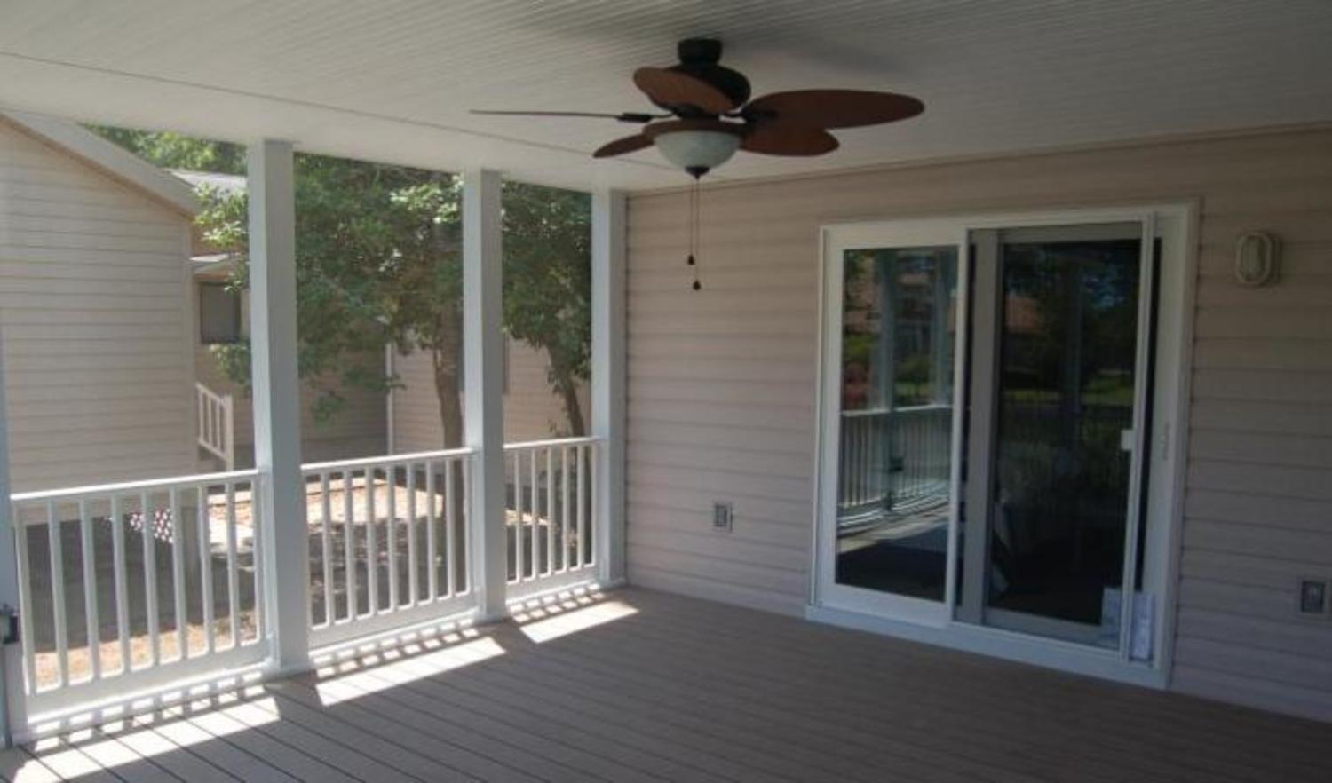 Home Depot Cedar Deck Boards Mr Sunroom Professional Remodeling Delaware De And Maryland Md