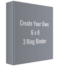 Custom 3 ring binders