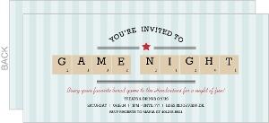 Game Night Invitation Game Night Invitations
