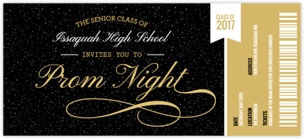 Sample Prom Ticket Template  Blank Club Flyers Templates images - prom ticket template