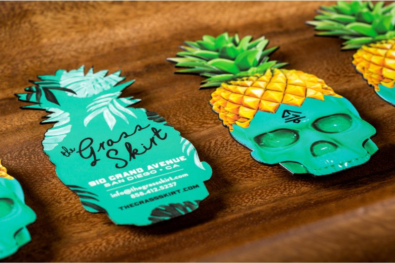 Die Cut Business Cards - Give Shape to Your First Impression