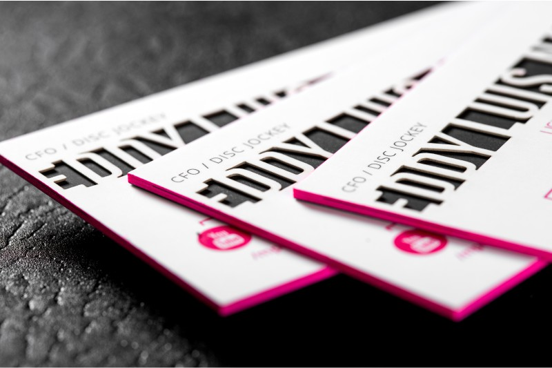 Ultra Thick Business Cards - A Solid Presence Among Your Competition