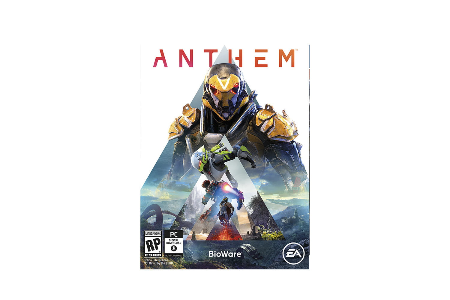 Deko Discount 24 Anthem Review You Ll Feel Like Ironman But It S Still A Grind