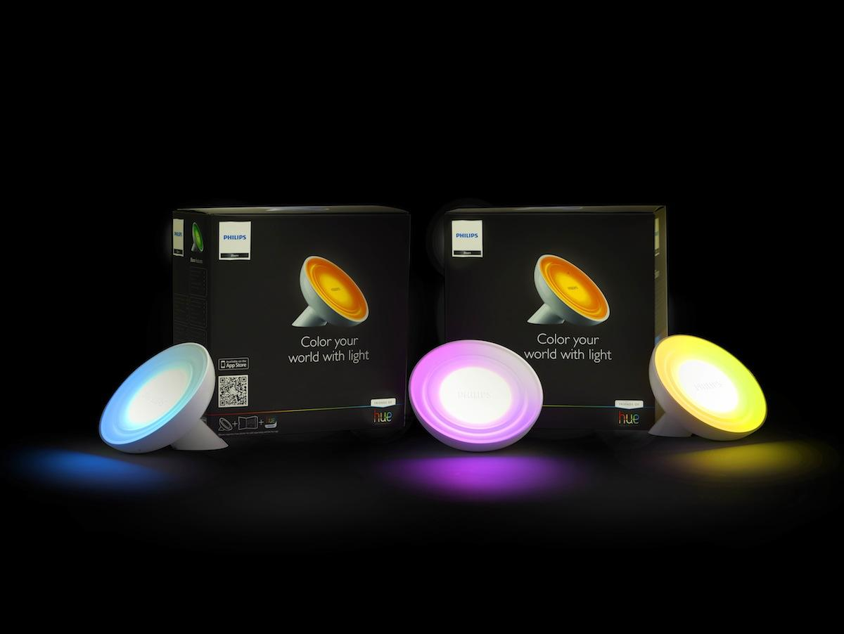 Philips Colour Lamp Philips Expands Its Hue Line With Livingcolors Bloom And