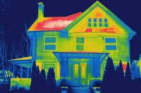 Use an Infrared Thermometer to Easily Spot Heat Leaks in ...