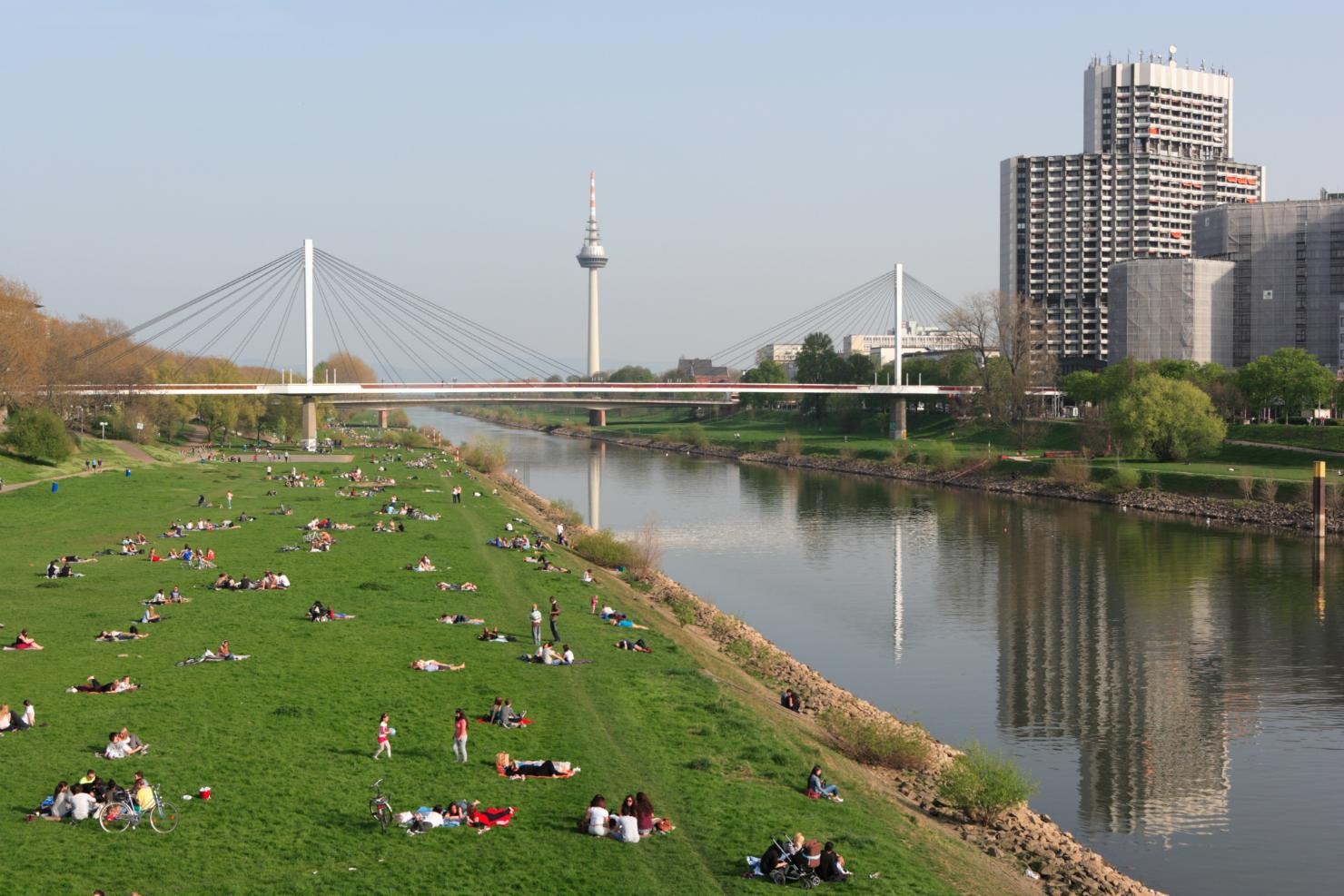 Mannheim Germany This German Citys Smart Grid Lowers Energy Consumption