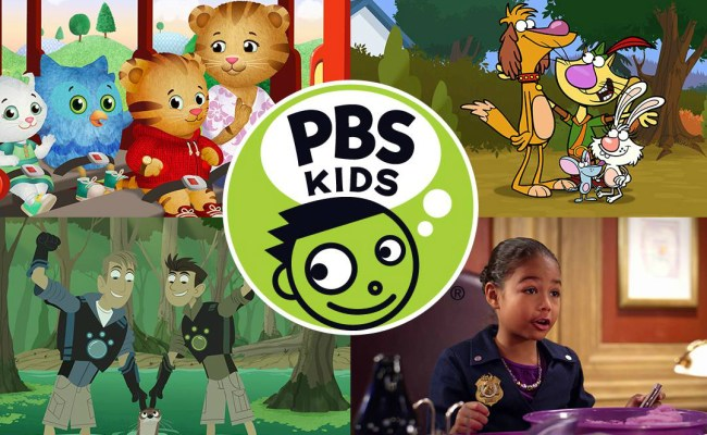 Pbs Kids Programming To Stream Exclusively On Amazon Prime