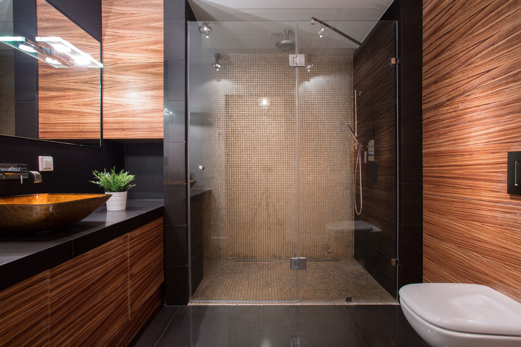 Time for a bathroom redo houzz unveils latest tech for toilets tubs and showers