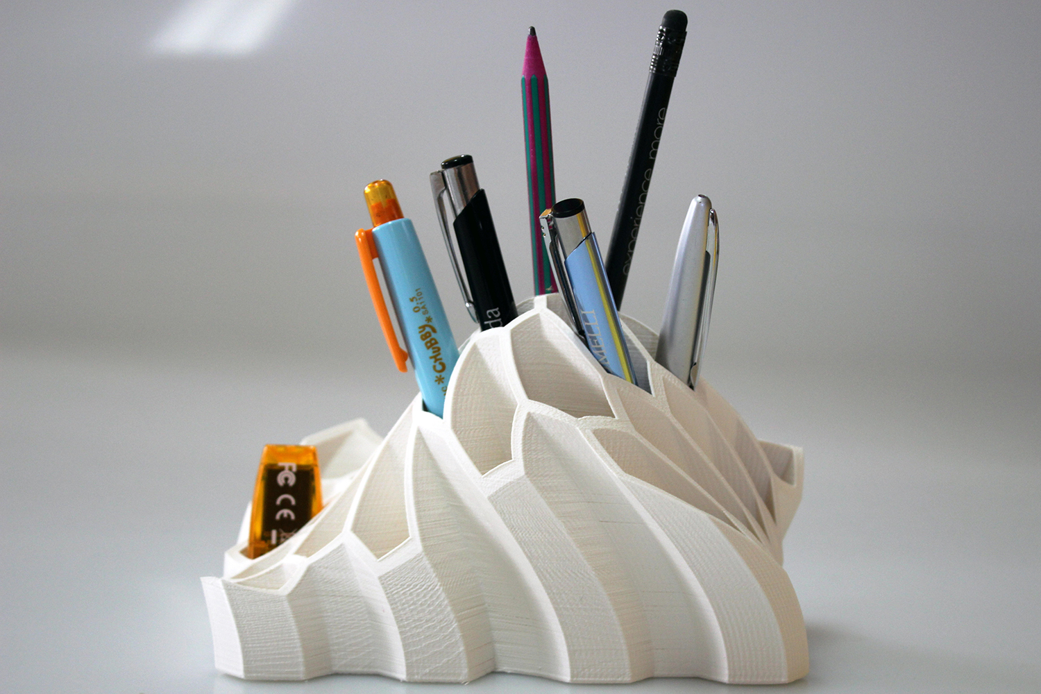 Pen Holder Design 20 Useful Household Items You Can Make With A 3d Printer