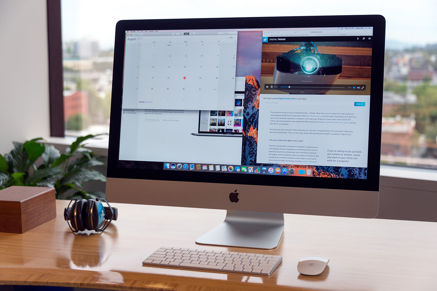Apple Computers Apple Imac With Retina 5k Display (2017) Review | Digital