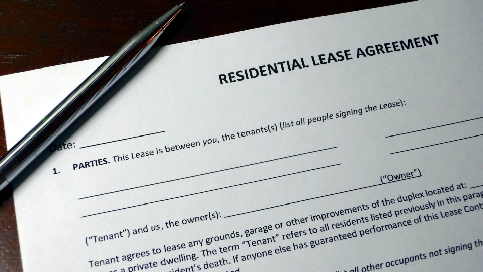 The rental agreement one-year lease vs month-to-month - YP NextHome - lease rental agreement