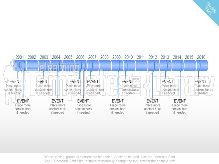 Timeline Graphics Graphic for PowerPoint Presentation Templates