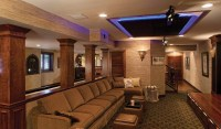 Ceiling Soffits - Electronic House