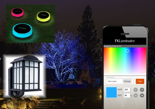 Smart Outdoor Lighting Ideas for Home Automation, Security and - home automation ideas