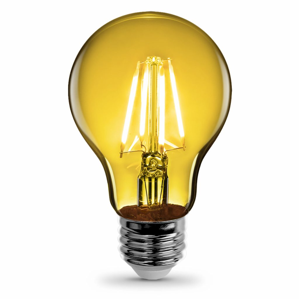 Yellow Led Lights Feit Electric 39s New Led Bulbs Combine The Traditional