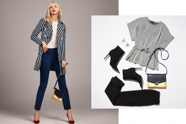 Womenswear What to Wear to Any Job Interview \u2013 The Edit x Express