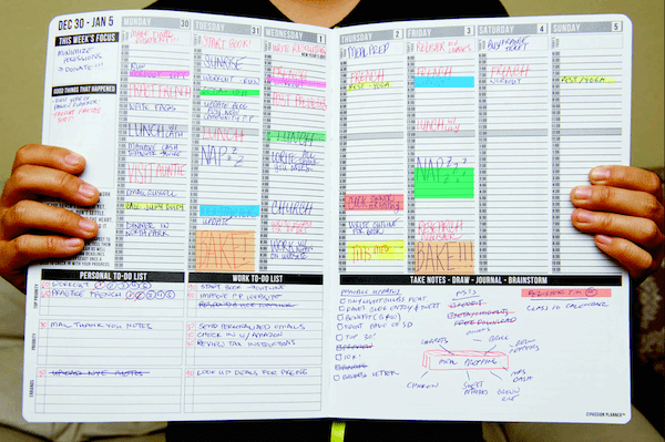 best academic planner for college students