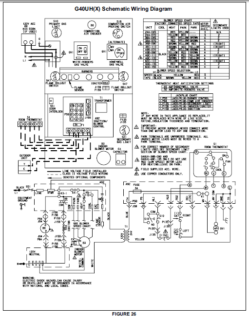 wiring diagram trouble matching lennox wiring to honeywell