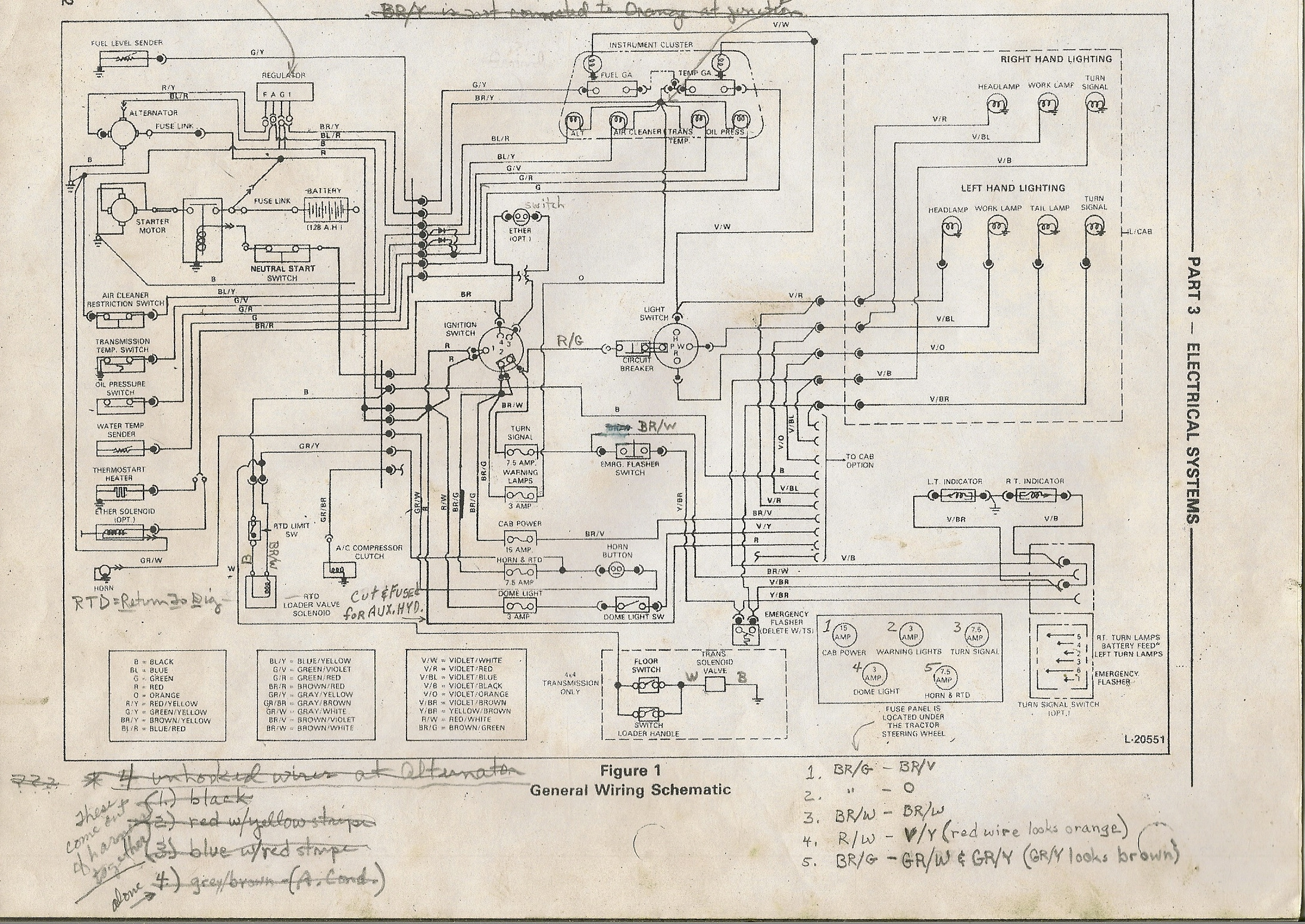 ford 655c wiring diagram