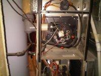 my goodman self-igniting furnace wont ignite. It was running