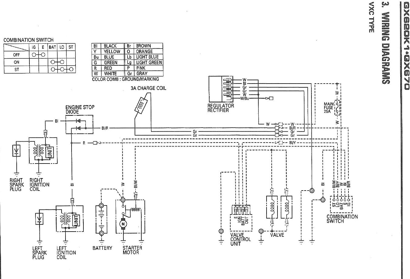 Wiring Diagram For 18 Hp Onan Engine Auto Electrical
