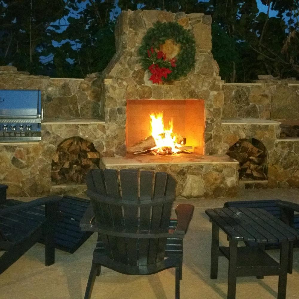 Fire Stones For Fireplace Florida Falls And Stone Co Fire Pits Fireplaces