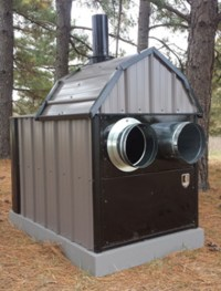 Midwest Outdoor Furnace | Forced Air Furnaces