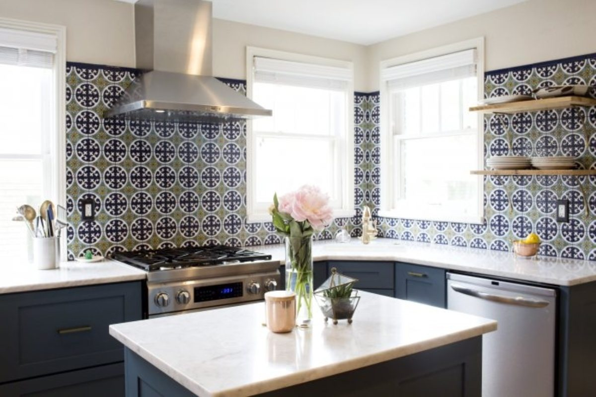 Kitchen Tile Pictures Top 10 Bold Kitchen Tile Fireclay Tile