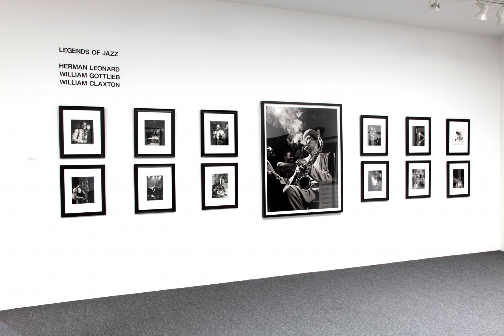 Photography Exhibition Legends Of Jazz Photography Exhibitions Fahey Klein
