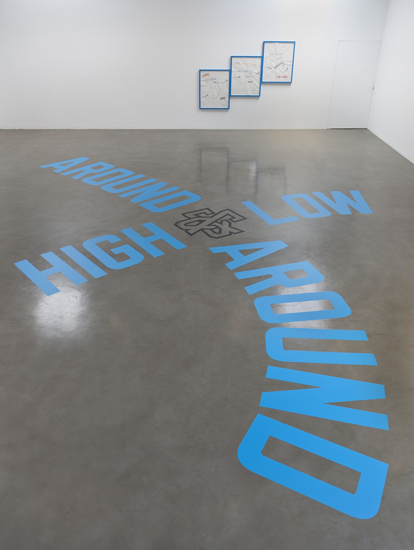 Arte Povera Nederland Lawrence Weiner Artists Regen Projects