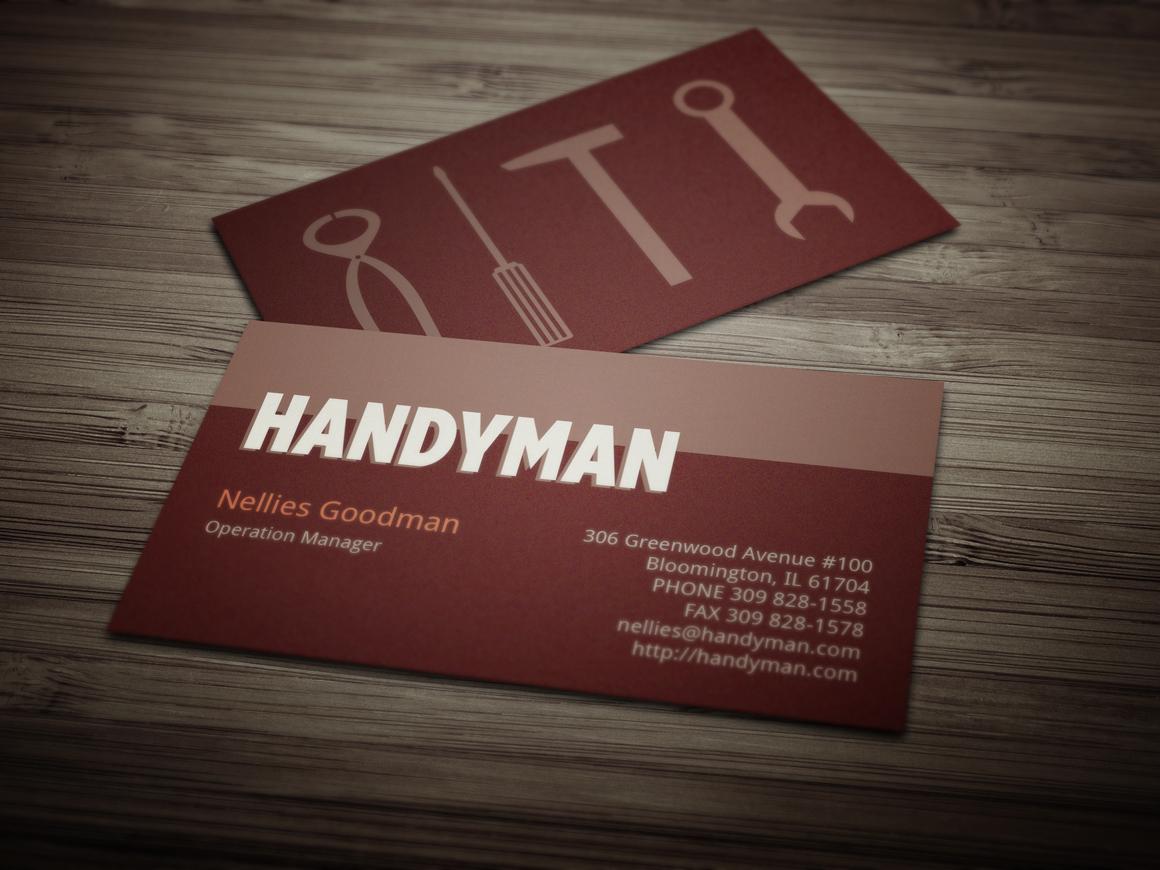handyman template