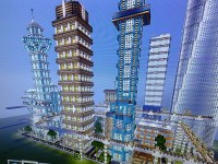 minecraft city builds any comments?