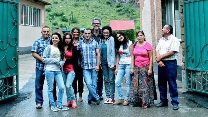 From PCV to PCRV Tourism in the Armenian Caucasus