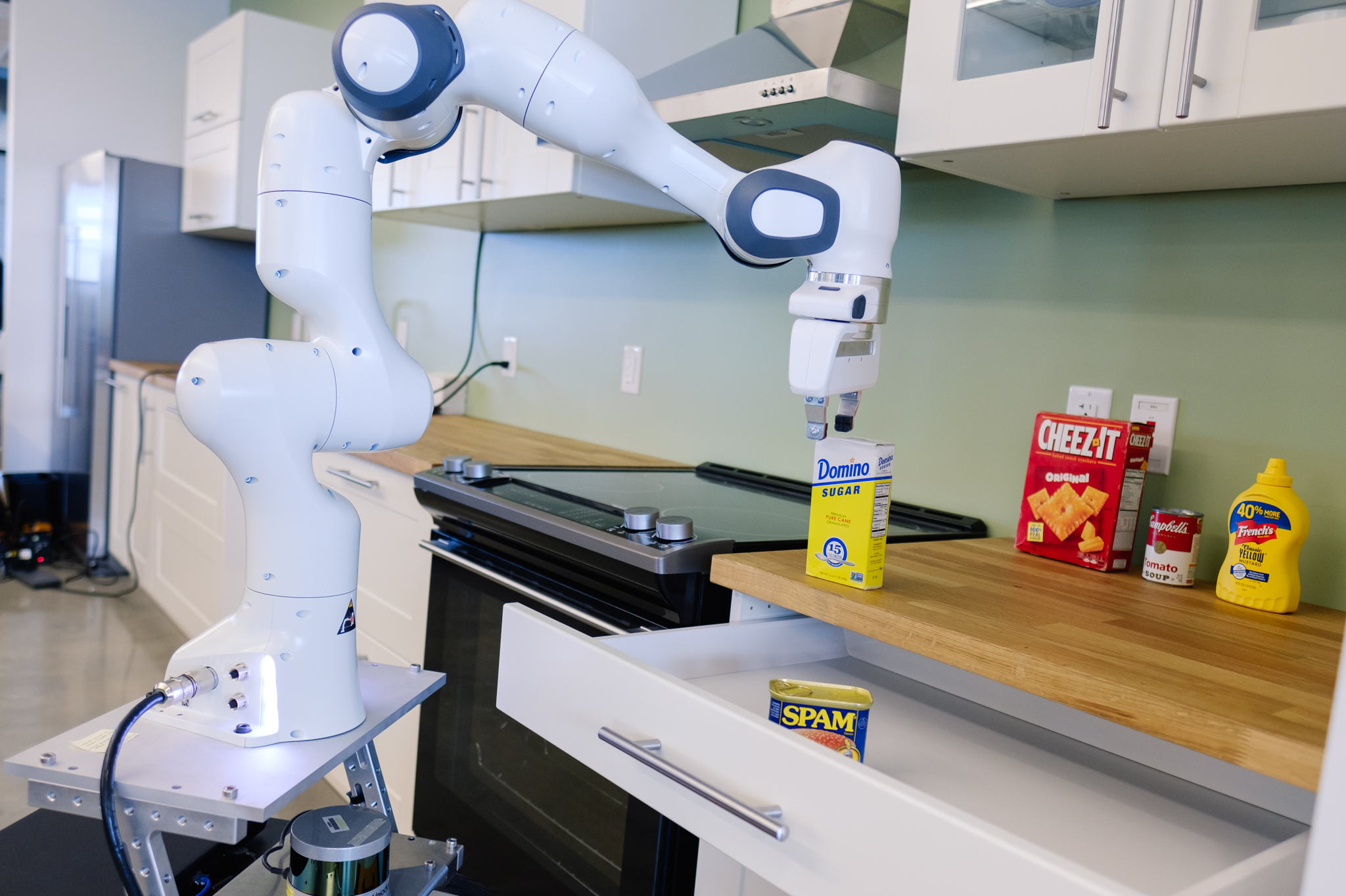 Ikea French Days This Ikea Kitchen Might Teach Industrial Robots To Be Less Dumb