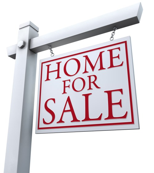 Medium Of Home For Sale Sign